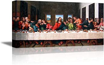 wall26 - The Last Supper by Andrea Solari - Canvas Art Wall Decor - 18
