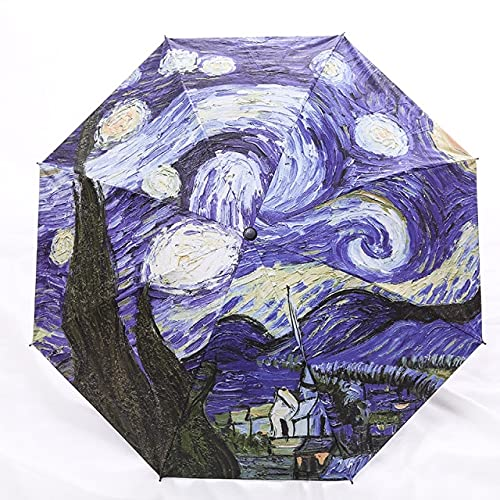 Ombrelli per pittura artistica Ombrelli per protezione solare da uomo Ombrelli per protezione solare Ombrelli pieghevoli per bambini Regali per bambini Ombrelloni da esterno - Picture Outside