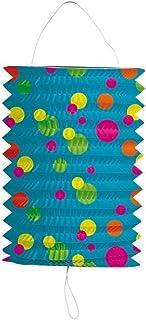 Farol de farolillos de colores surtidos