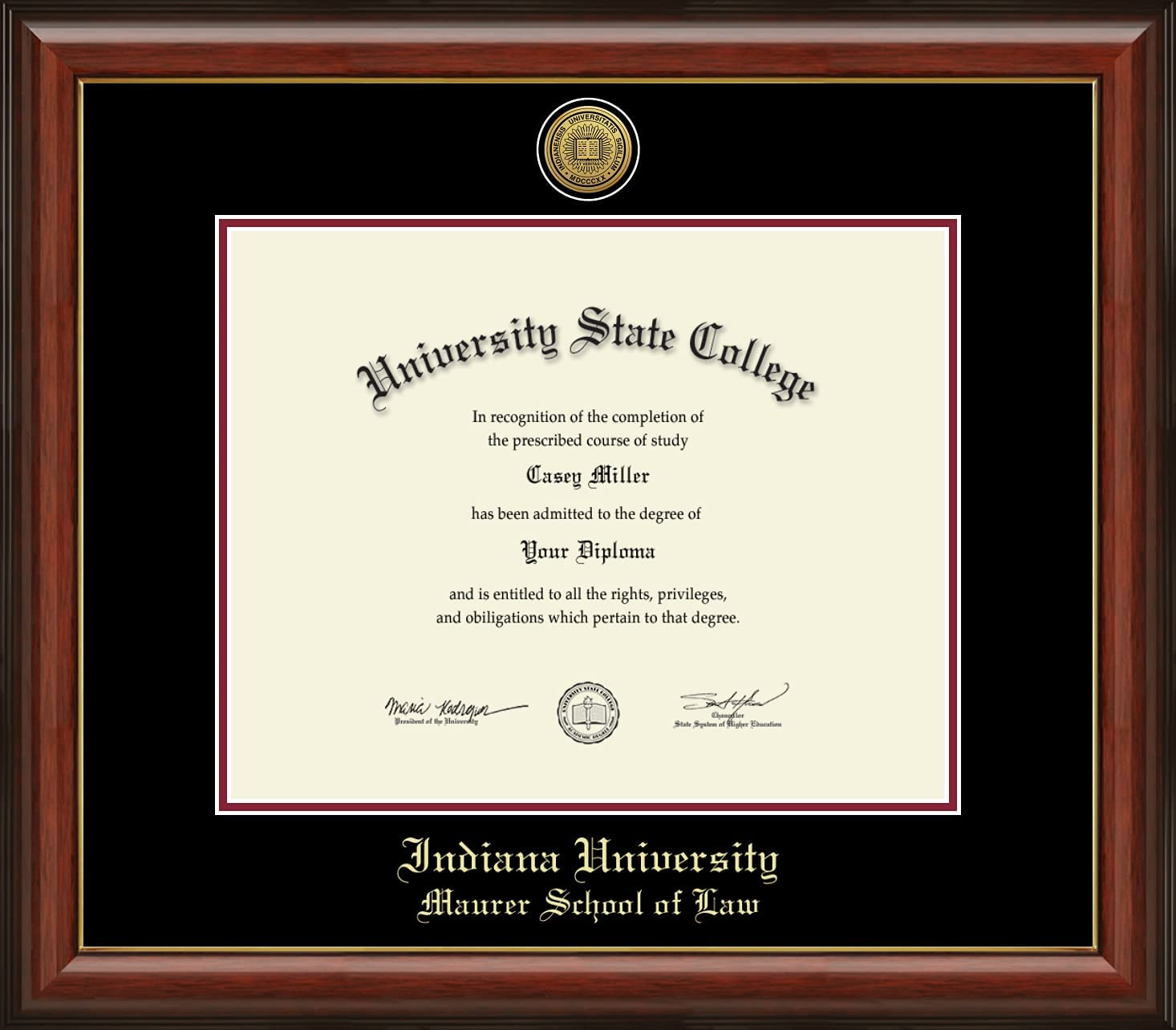 Indiana University Bloomington Maurer Tampa Mall School Officially of Law - Max 90% OFF