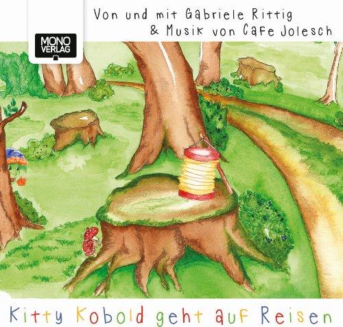 Kitty Kobold geht auf Reisen Titelbild