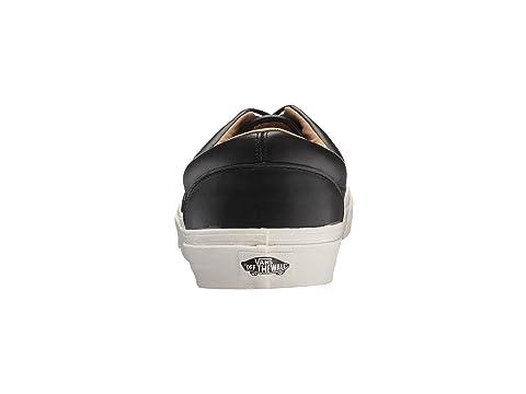 Vans Lux Porcini Negro Era Leather vqXx1vU