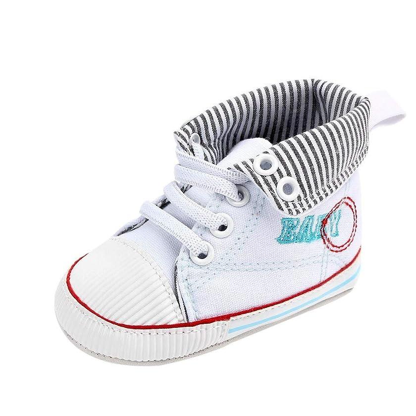 Infant Toddler Girls Boys Walking Shoes 0-18 Months Soft Sole Anti-Slip Prewalker Shoes Crib Shoes First Walkers