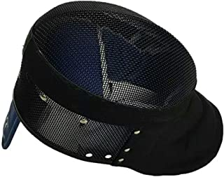 XIURAB Fencing Trainer Mask CE Certified 350N Fencing Helmet for Adults and Children Fencing Training Equipment