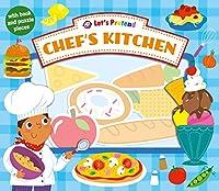 Let's Pretend Chef's Kitchen