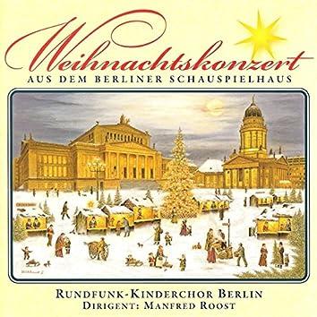 Weihnachtskonzert aus dem Berliner Schauspielhaus