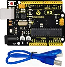 KEYESTUDIO ATmega328 R3 Board for Arduino UNO R3 with USB Cable