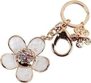 Keychain for Women Crystal Rhinestone Key Chains Sparkling Charm car Keychains Key Holder Girls Handbag Pendant Decoration...