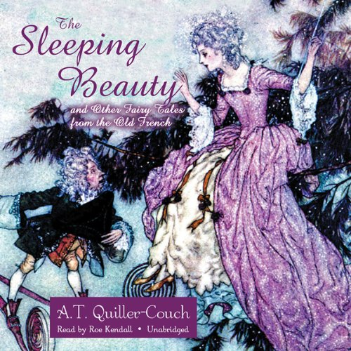 The Sleeping Beauty and Other Fairy Tales from the Old French cover art