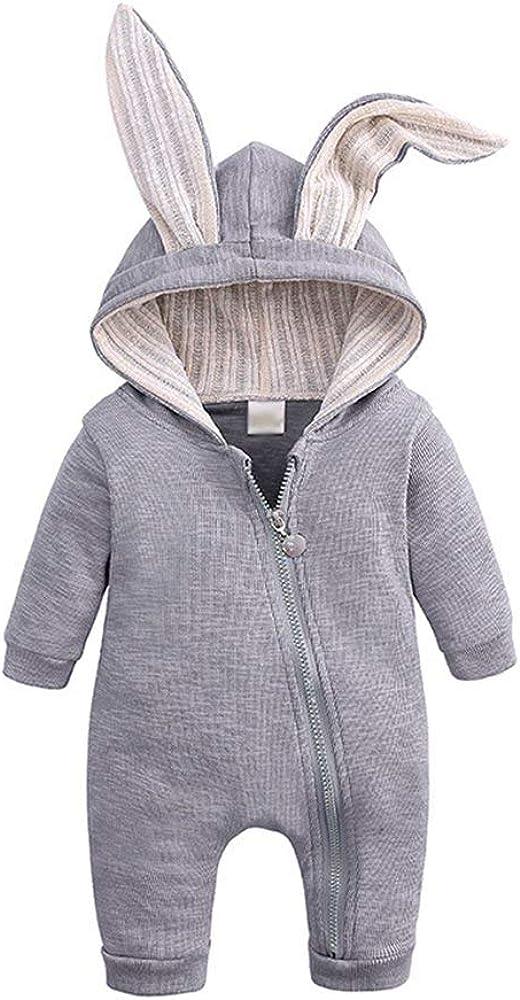 Jacksonville Mall DCUTERQ Max 41% OFF Baby Boys Girls Winter Warm Cute Hood Ear Outfits Rabbit