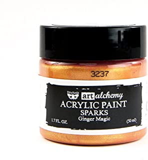 art alchemy sparks paint