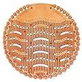Fresh Products 2WDS60MAN Wave 2.0 Urinal Deodorizer Screen, Orange, Mango Fragrance, 10 Screens/Box