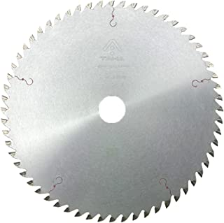 TAHA 205mm Dia Saw Blade With 30mm Arbor For Acrylic (205×60Tooth)