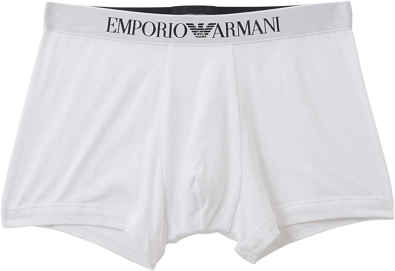 Emporio Armani Men's Essentials Stretch Cotton Boxer