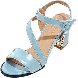 MisaKinsa Women Open Toe Sandal Shoes