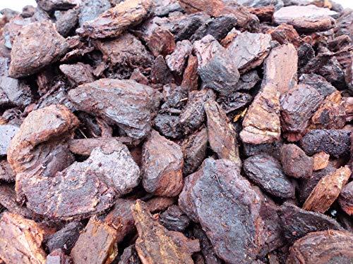 Pinienrinde Pinienborke, mediterrane Rinde in Premuimqualität, Pinie, Borke, 20L, Körnung:25-45 mm