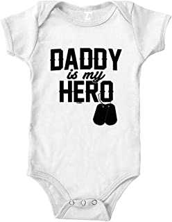 TooLoud Heroes Dog Tags Toddler T-Shirt
