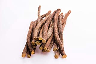 Natural Licorice Root Sticks- 1 Pound- 100% Pure Natural Root Sticks By Natural Farms