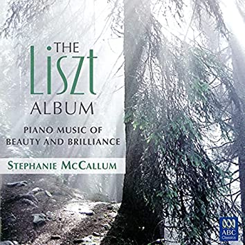 The Liszt Album: Piano Music of Beauty and Brilliance