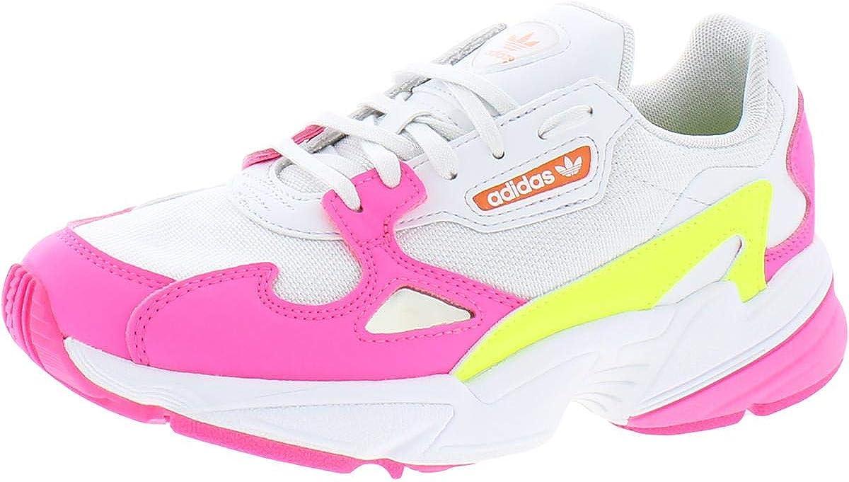 adidas Women's Falcon W Casual Sneaker