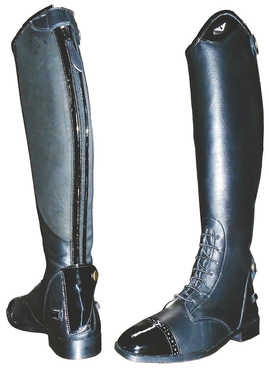 接触小石鎮静剤[TuffRider] Regal特許フィールドLadies Boot