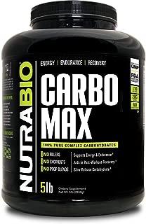 Best carbo plus nutrition facts Reviews