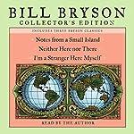 Bill Bryson Collector's Edition audiobook cover art