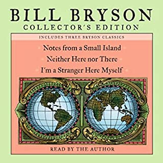 Bill Bryson Collector's Edition cover art