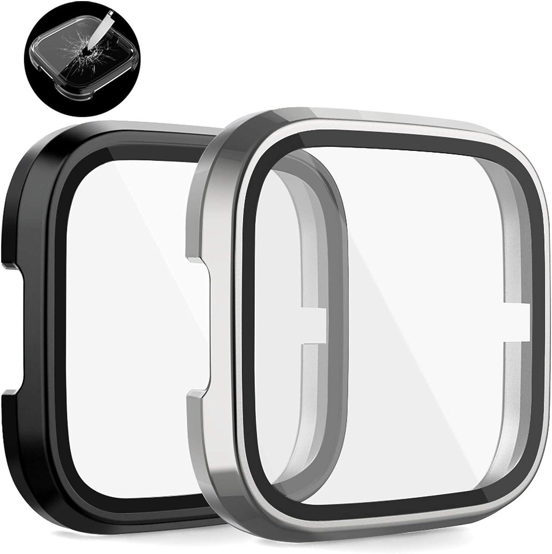 Protector para reloj Fitbit Versa 2 (2 unidades)