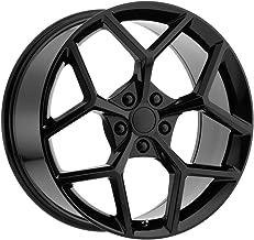 126GB Camaro Z28 OE Replica 20x9 5x120 +30mm Gloss Black Wheel Rim