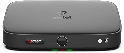 Airtel Xstream Box with 1 Month HD Sports Pack