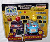 Namco Jakks Plug & Play TV Games Classics Combo Pack:...