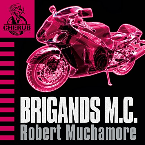 Cherub: Brigands M.C. audiobook cover art
