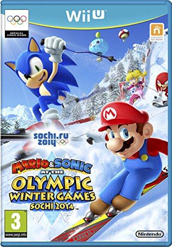 Nintendo Mario & Sonic at the Sochi 2014 Olympic Winter Games - Juego (Wii U, Deportes, E (para todos))