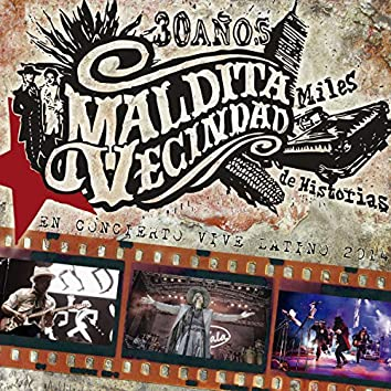 En Concierto Vive Latino 2014