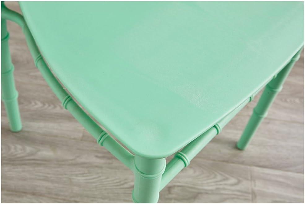 XXT Table de négociation Minimaliste Moderne créative et chaises Durable (Color : C) C