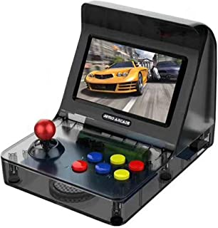 LUCKY ミニアーケードゲーム機 A8 3000種ゲーム贈 互換機 コントローラー付き 多機能レトロ