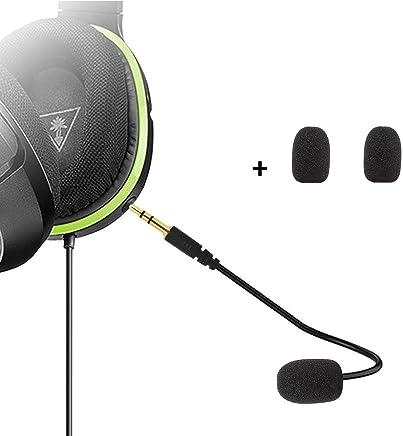 Microfono Sostitutivo da 3,5mm Gioco Mic Boom - PDP Afterglow AG 6 cablato Xbox One Gaming Headset PS4-Turtle Beach Ear Force XO ONE Stealth 420X Recon 320 Z60 - Trova i prezzi più bassi