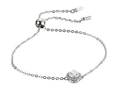 Swarovski Angelic Round Bracelet (Silver) Bracelet