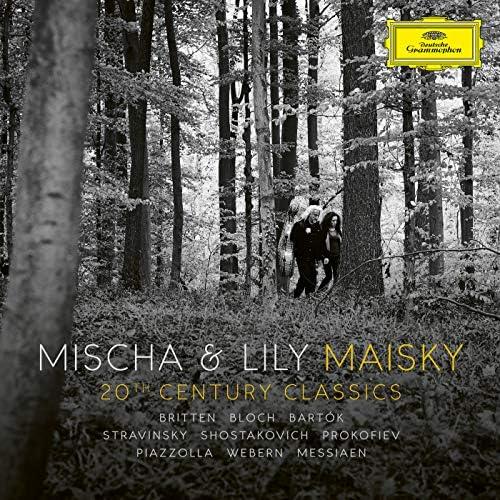 Mischa Maisky & Lily Maisky