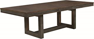 Atwater Dining Table with Leaf Vintage Bourbon