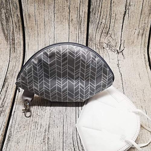 Maskentasche | Hülle | Etui | Aufbewahrung | Mundschutz