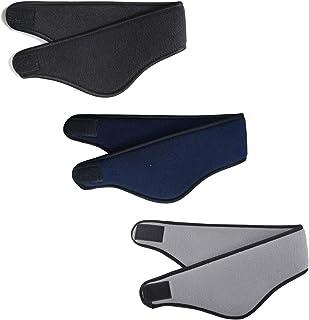EINSKEY Ear Warmers, 3 Pack Winter Headband Thick Fleece Earmuffs Ear Protection for Men and Women