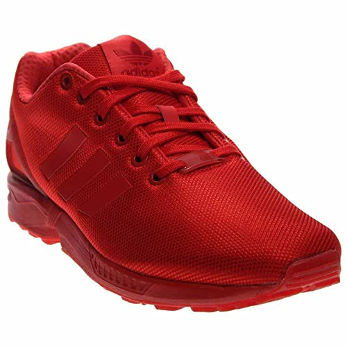 05570b355 adidas AQ3098 Men ZX Flux RED RED RED
