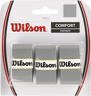 Wilson 2015 Pro Comfort Tennis Raquet Overgrip 3-Pack