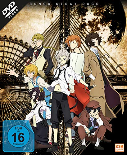 Bungo Stray Dogs - Staffel 1 (3 DVDs)