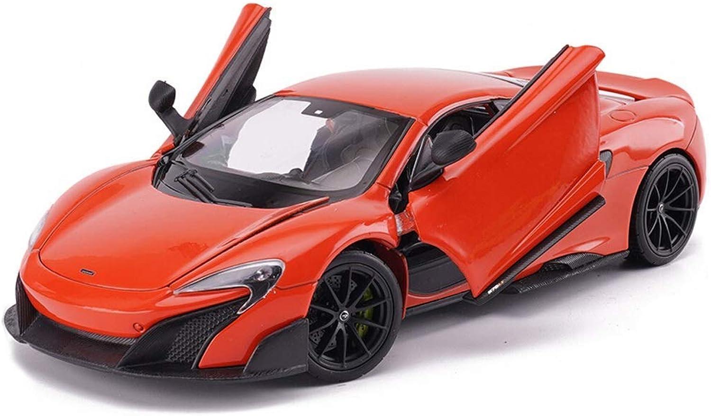 KKD Scale Model Simulation Vehicle Super Sports Car Model Model