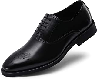 Men's Dress Shoes Lace up Oxfords Wingtip