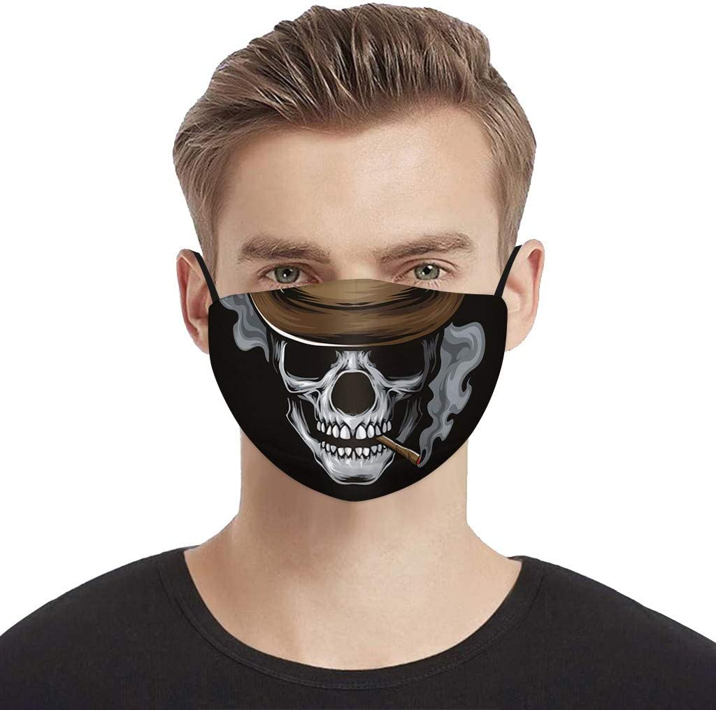 Resuable Dust Face_Mask with 2 Activated Ranking TOP7 Filter for Ranking TOP2 Adult Carbon