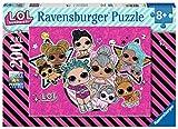 Ravensburger- L.O.L. Puzzle per Bambini, Multicolore, 200 Pezzi, 12884